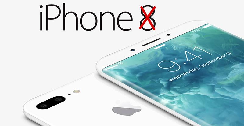新iPhone不叫iPhone 8叫什麼? 其中大有深意