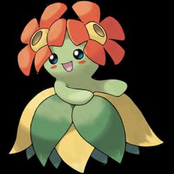 bellossom-pokemon-go