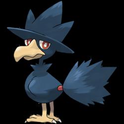 murkrow-pokemon-go