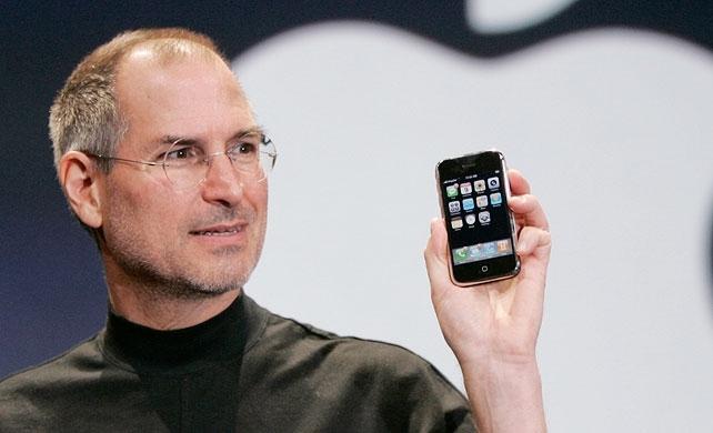 蘋果創辦人賈伯斯Steve Jobs
