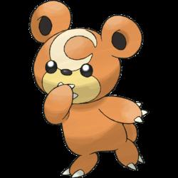 teddiursa-pokemon-go