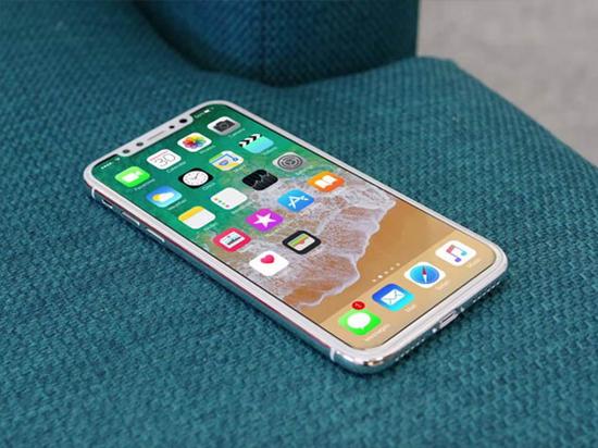 """郭明錤揭開iPhone 8""""劉海""""面紗,預測全系前面板均為黑色"""