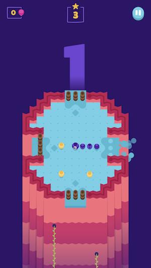 Snake Tower,進階版iOS貪食蛇遊戲
