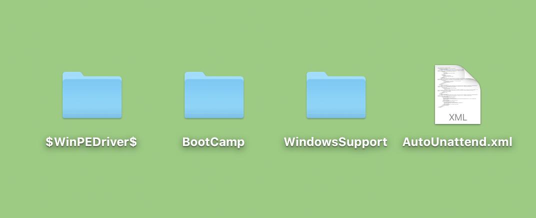 外接硬碟安裝Windows 22