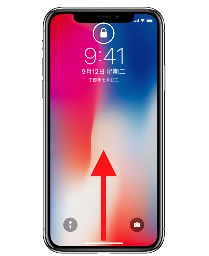 iPhone X解鎖