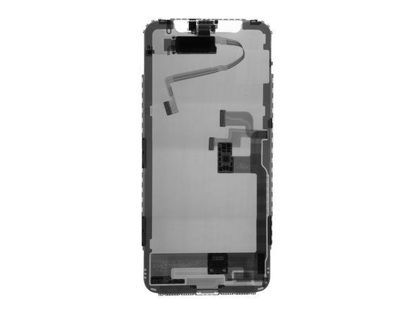 iPhone X拆解:螢幕上的神秘晶片