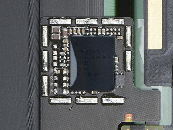 iPhone X拆解:BCM15951B0KUB2G