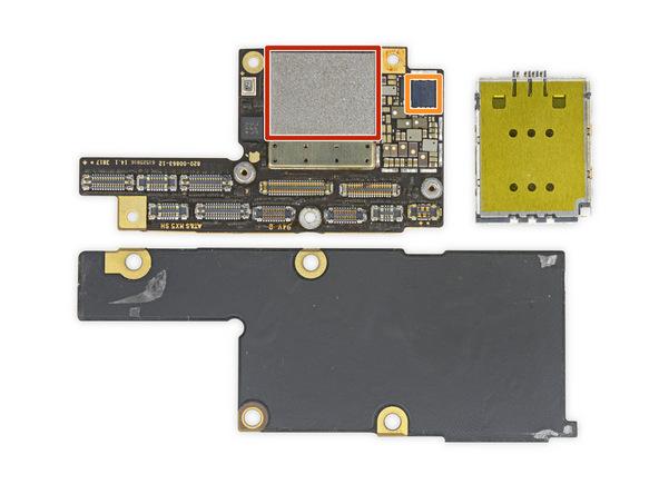 iPhone X拆解:關於主機板之外