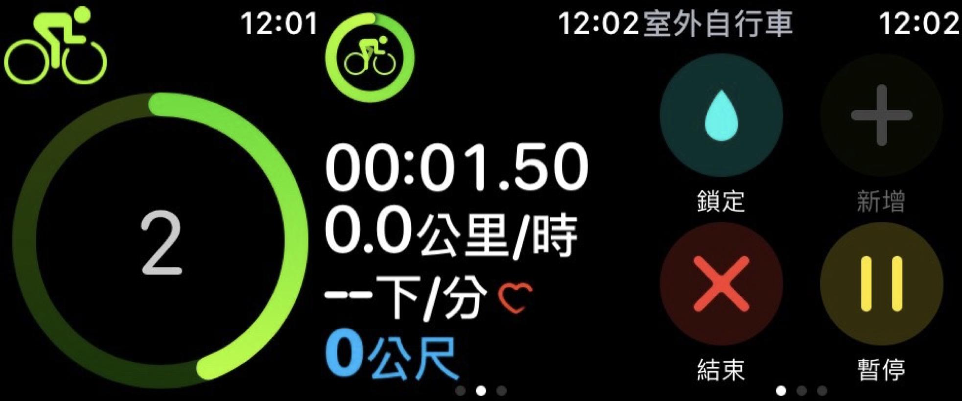 想記錄各式各樣的運動?難不倒Apple Watch
