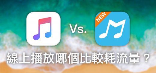 Apple Music Vs. MB3
