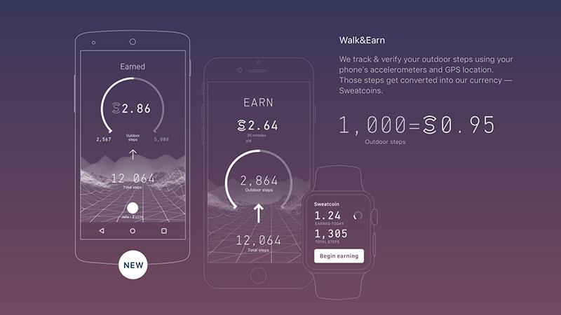 跑步也能賺錢!美國 App Store 榜首《Sweatcoin》邊運動邊賺汗幣! - 蘋果仁 - 你的科技媒體