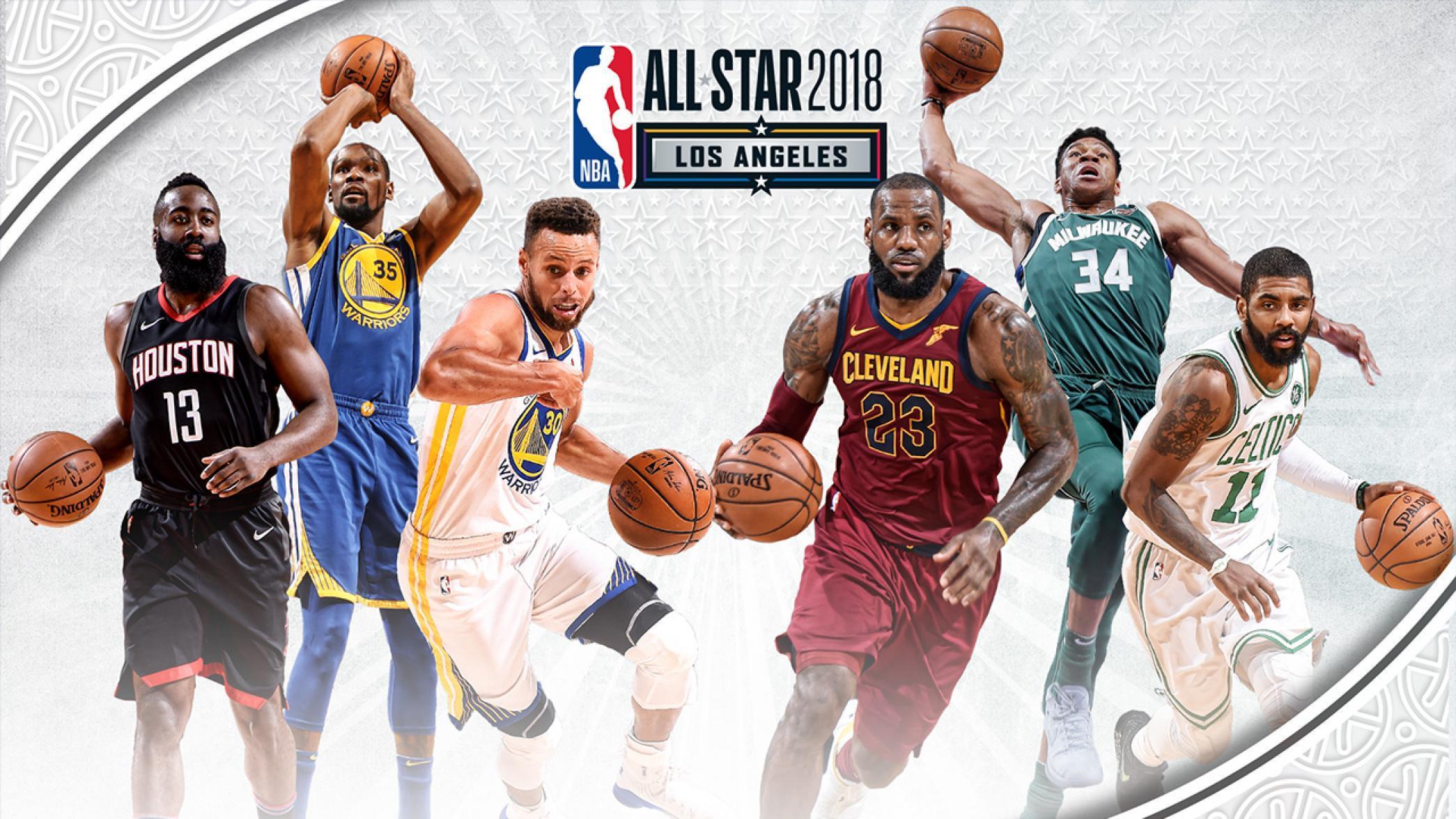 2018 NBA 明星賽直播