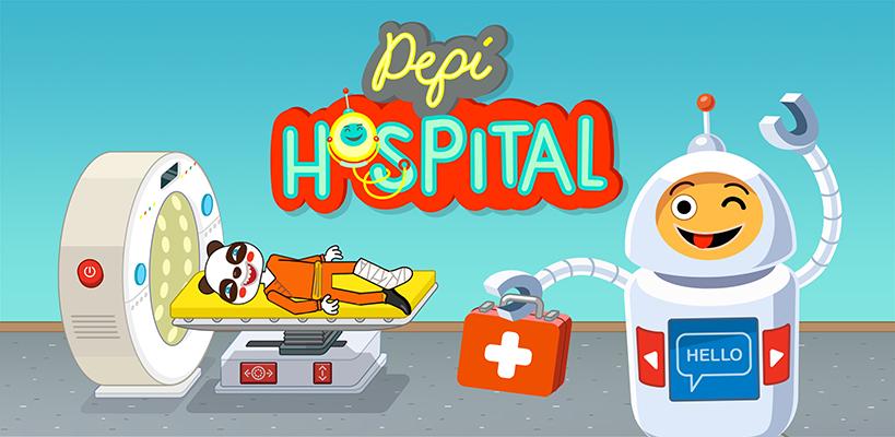適合親子共玩的兒童遊戲《Pepi Hospital》扮演醫生拯救病患! - 蘋果仁 - 你的科技媒體