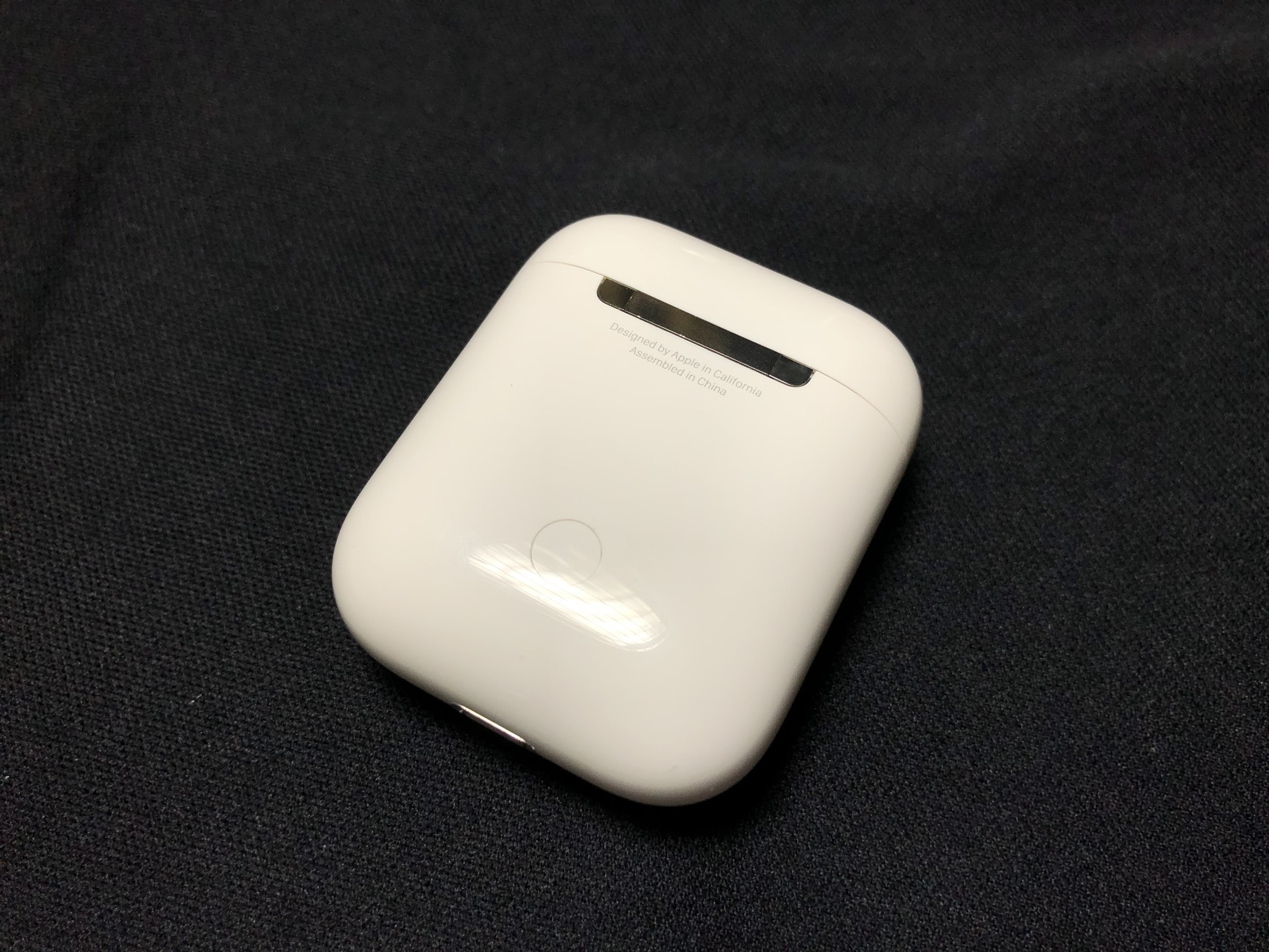 AirPods 充電盒遺失送修_180308_0010