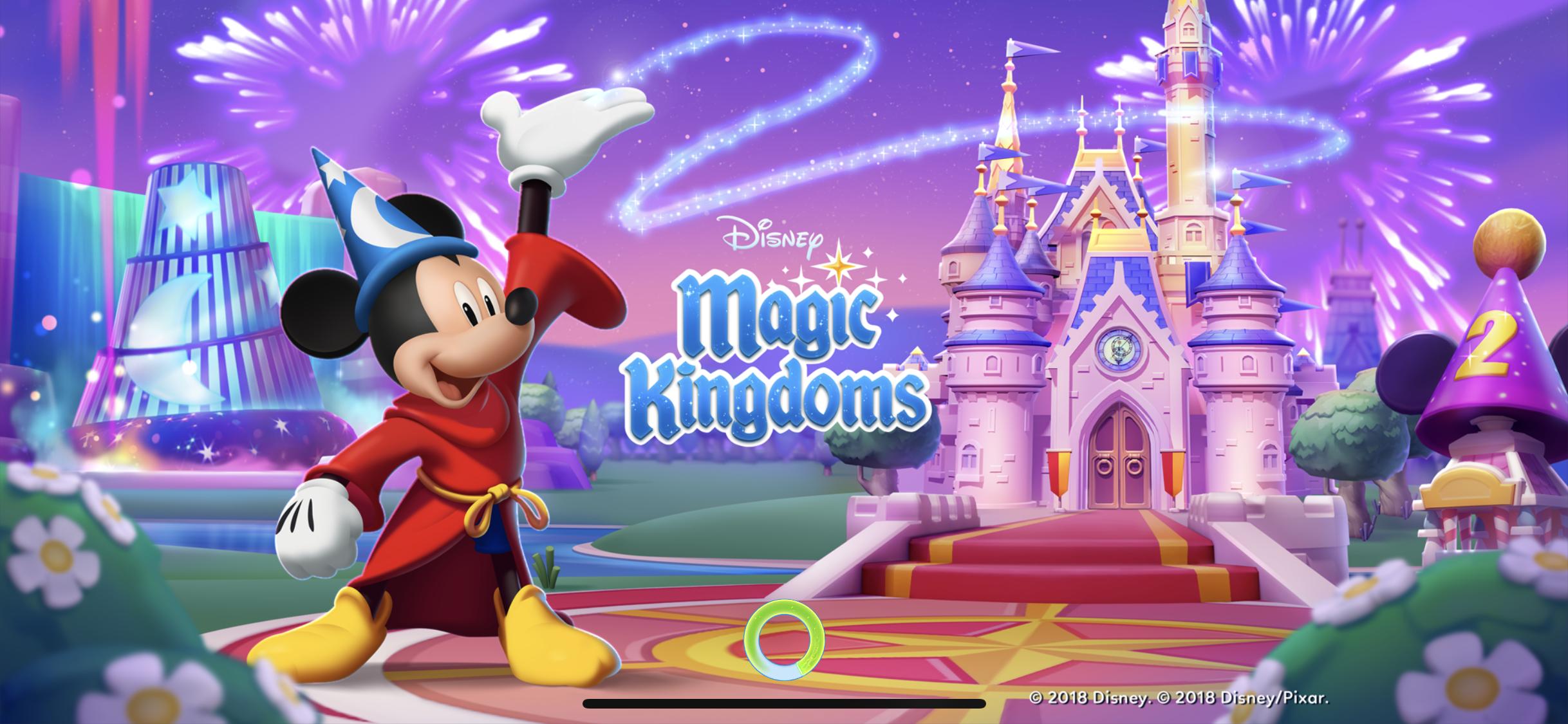 读者投稿迪士尼粉丝一定要玩迪士尼梦幻王国游戏介绍