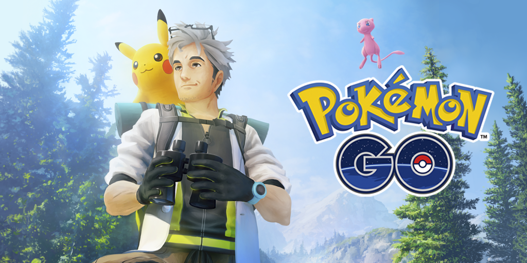 Pokemon GO 夢幻登場