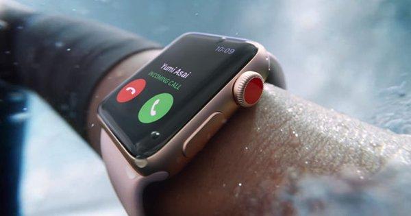 Apple Watch LTE eSIM 登台