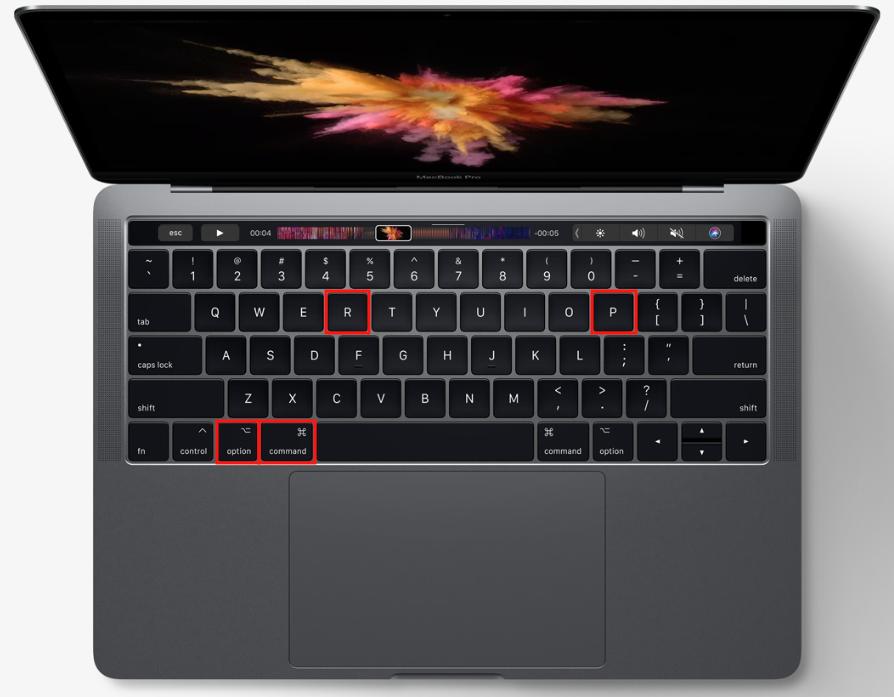 Mac 發生問題?先試試重置 Mac 上的 NVRAM!