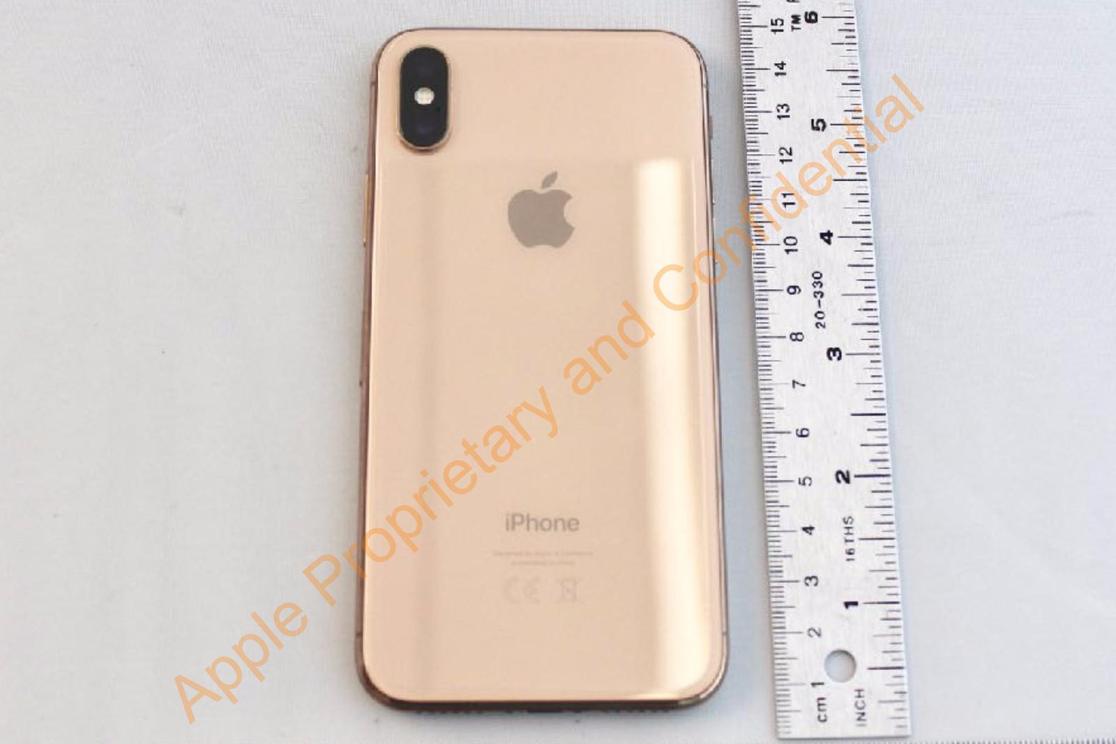 金色 iPhone X