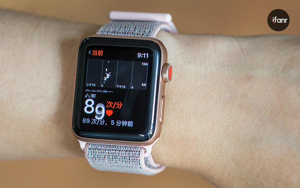 apple watch LTE 上市