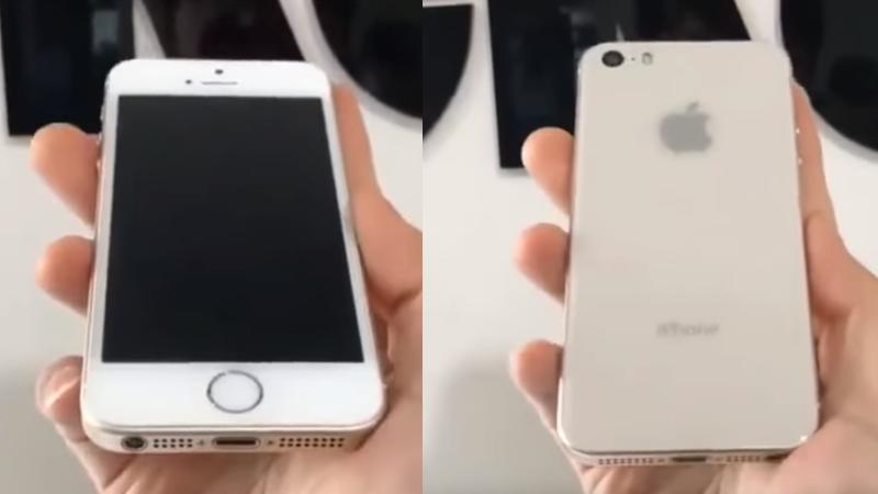 iPhone SE 2 流出