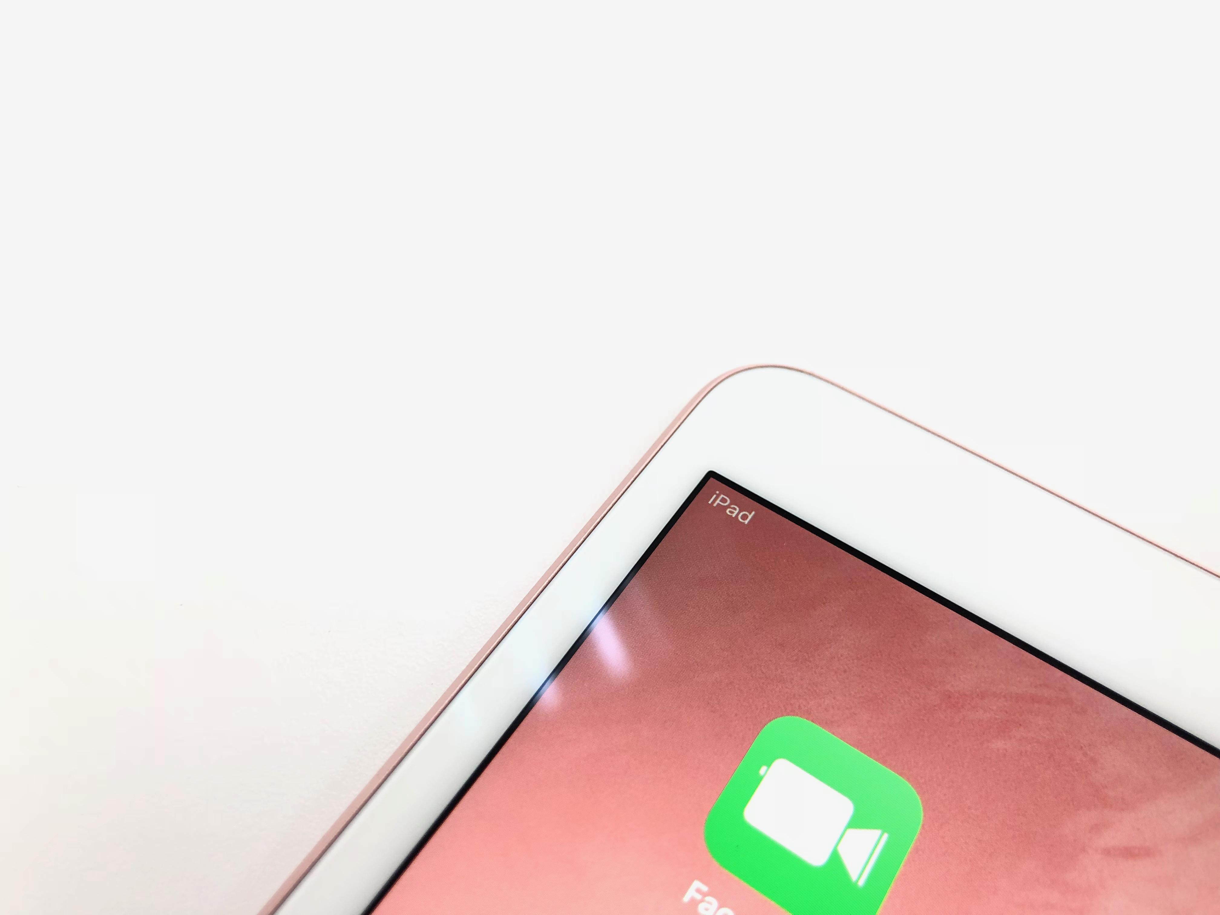 iPad Pro 採用全貼合式螢幕 視差降到最小