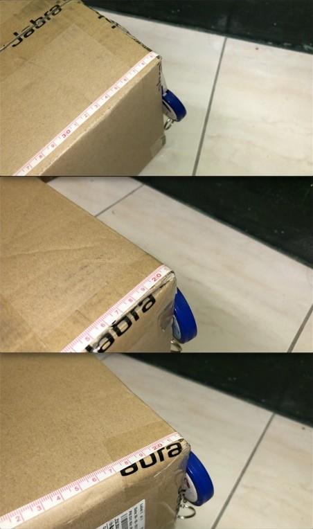 Measure 實測 - 紙箱 2