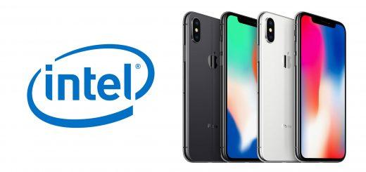 Intel、iPhone、5G、晶片