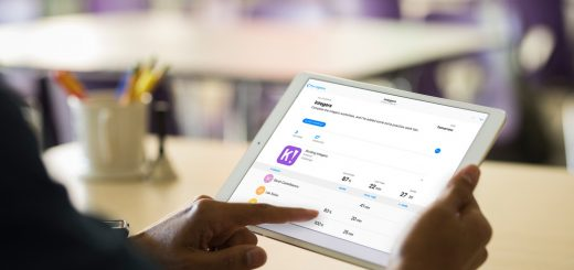 Apple、課業 App、iPad