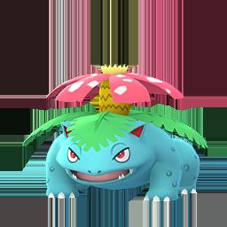 妙蛙花 - Male