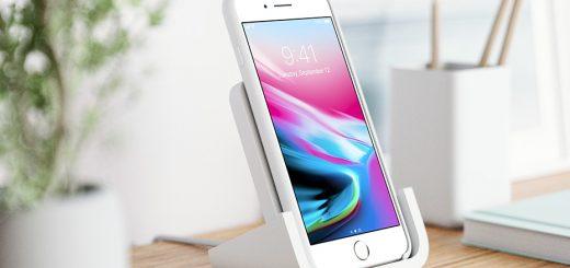 羅技 無線充電 iPhone