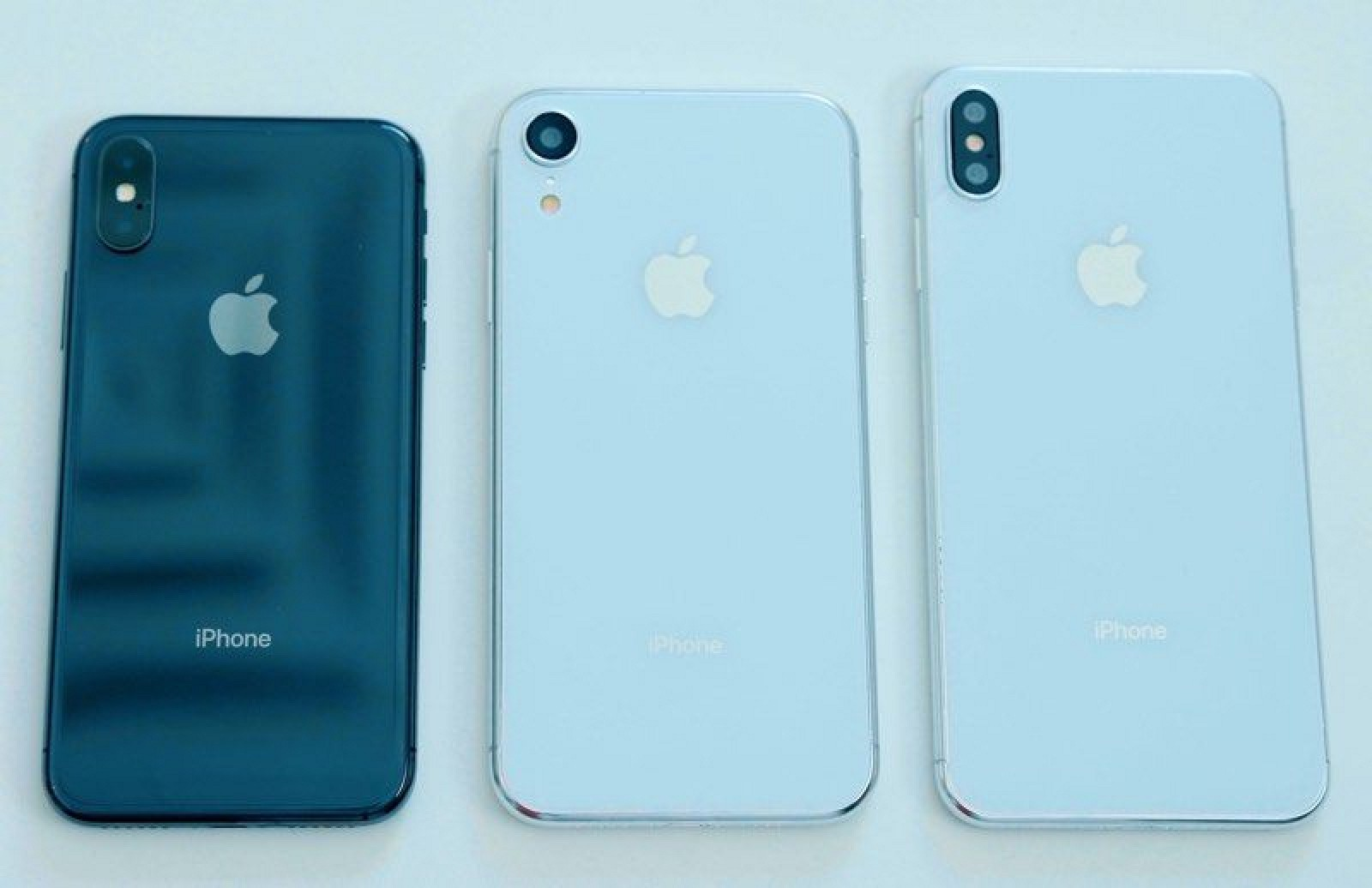 苹果预期将发表三款全新iPhone