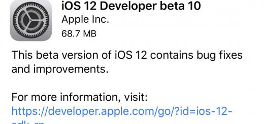 iOS 12、測試版