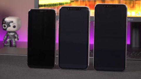 新手机A12中央处理器续航力方面,可能会比iPhone X要强上40%%左右