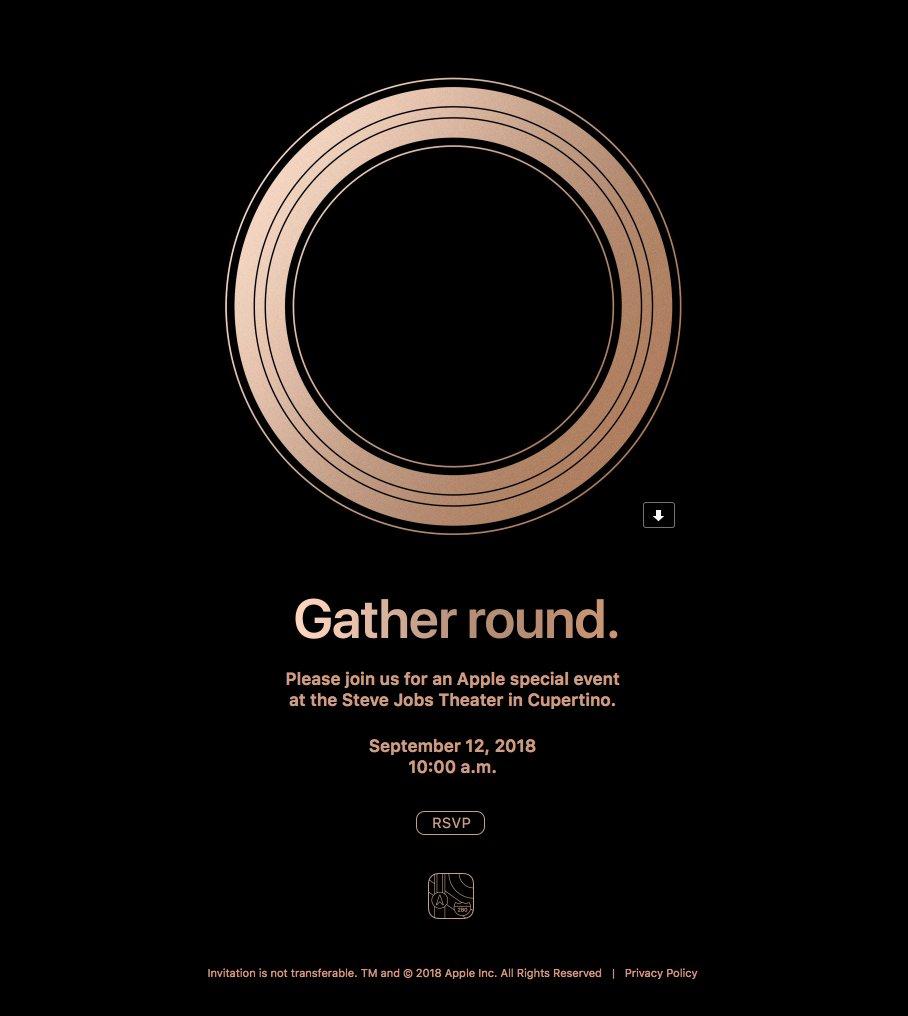 Apple 發表會、iPhone、iPad Pro