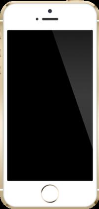 金色iPhone 5s