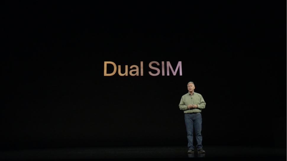 苹果今年推出的新手机首度支援「双卡双待」