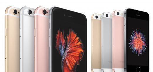 iPhone 6s、iPhone SE 停售