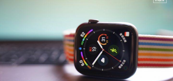 Apple Watch Series 4 心得