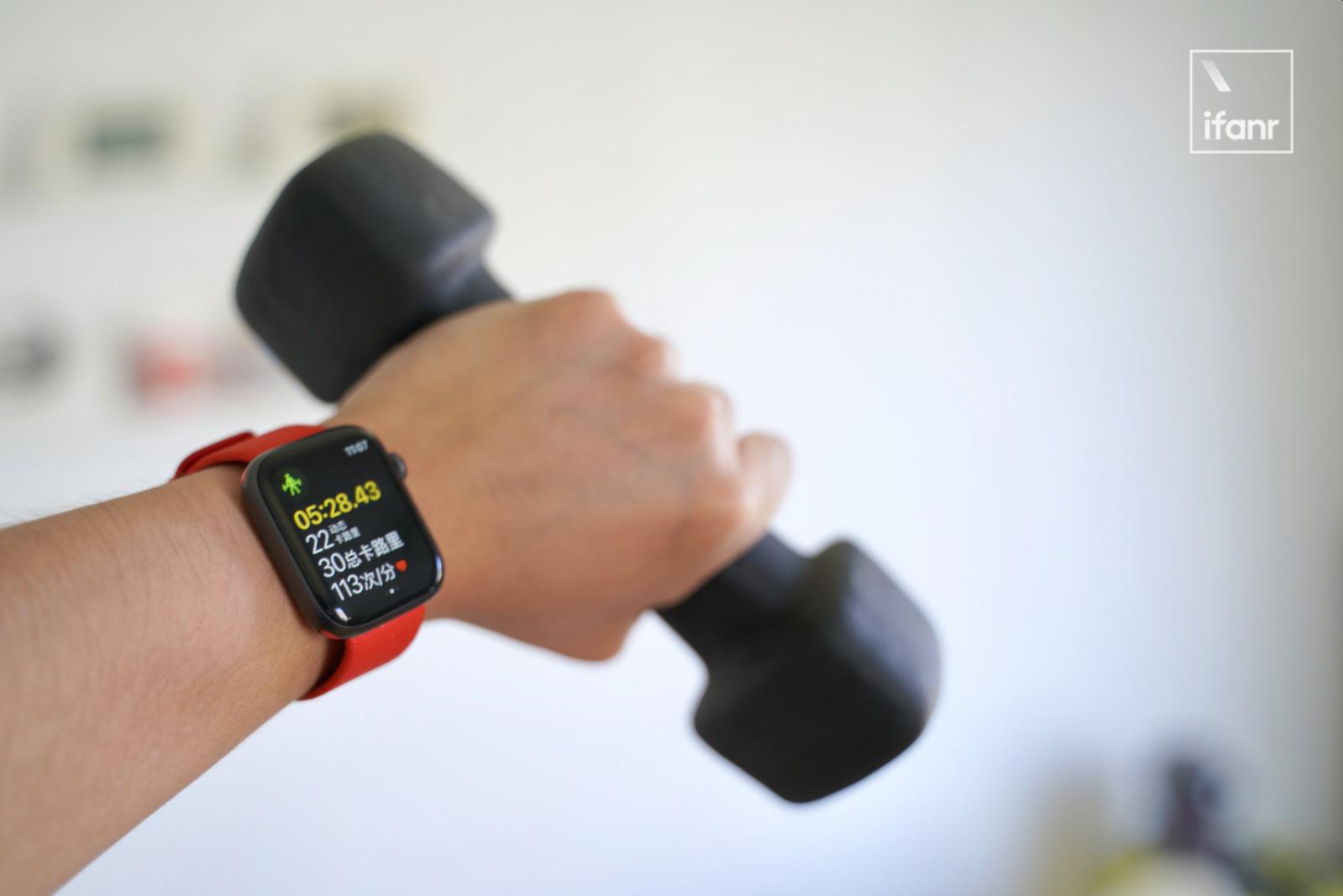 Apple Watch Series 4 測試