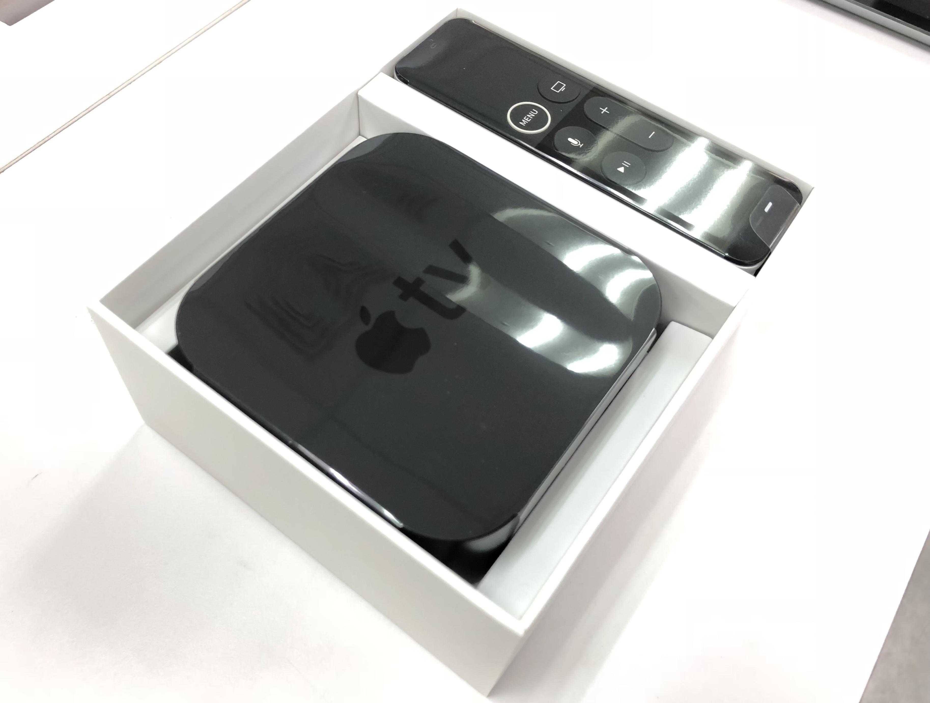 Apple TV、Apple TV 4K、Apple TV 開箱