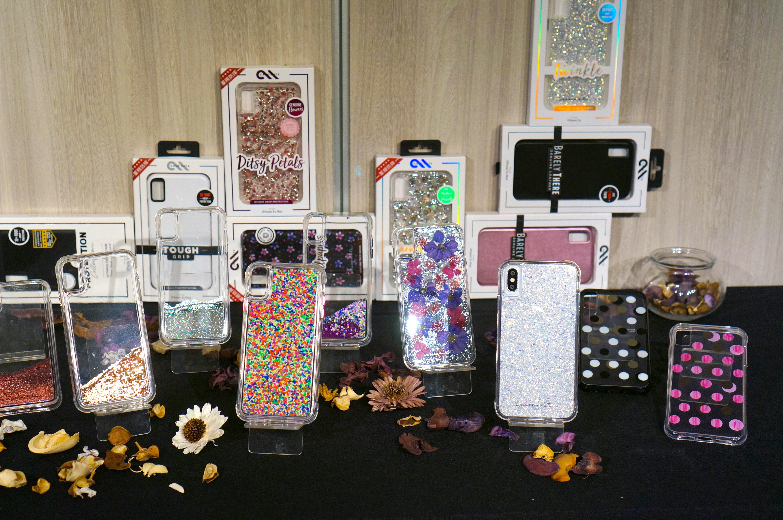 知名美国顶级手机保护壳品牌Case-Mate、Element Case 昨日在台湾上市