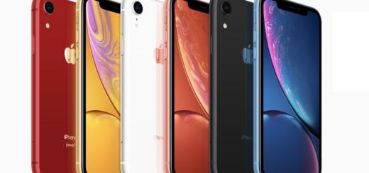 iPhone XR 顏色