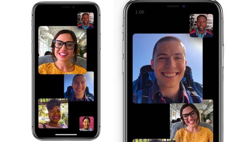 iOS 12.1很有可能正式引入FaceTime群组聊天功能