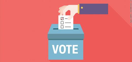 大選 拉票 民調