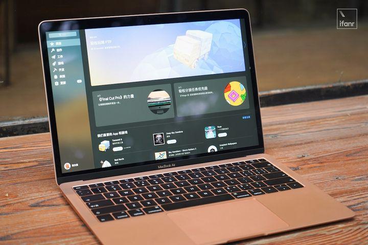 2018 MacBook Air 體驗開箱心得:一台剛剛好的筆電,與MacBook