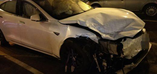 特斯拉 自動駕駛 車禍